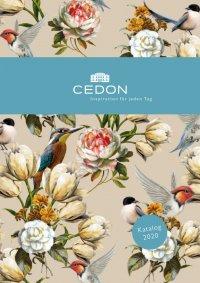 """Cedon Notizbuch A5 gepunktete Linien /""""Chrysathemum/"""""""