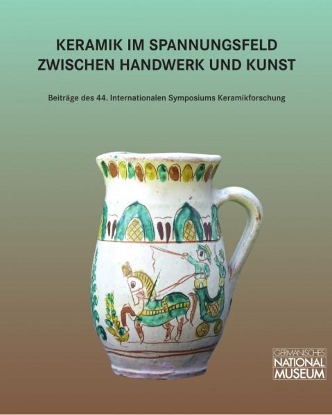 Keramik im Spannungsfeld zwischen Handwerk und Kunst