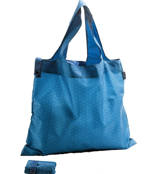 Easy Bag Welle blau | CEDON