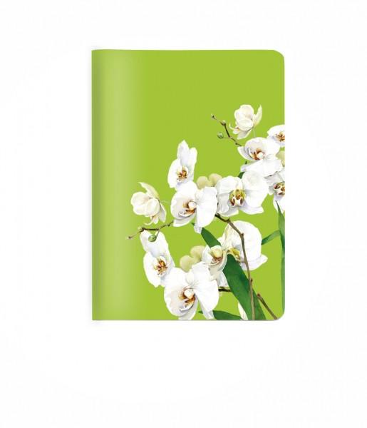 CEDON A6 Heft Orchidee