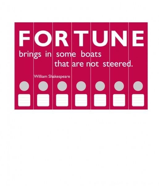 Ordnerrücken Fortune | CEDON