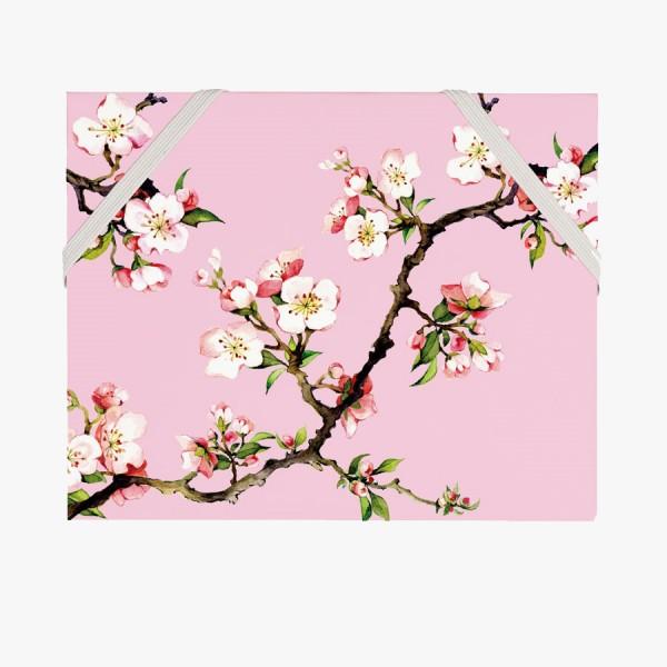 CEDON Mäppchen DIN A6 Kirschblüte