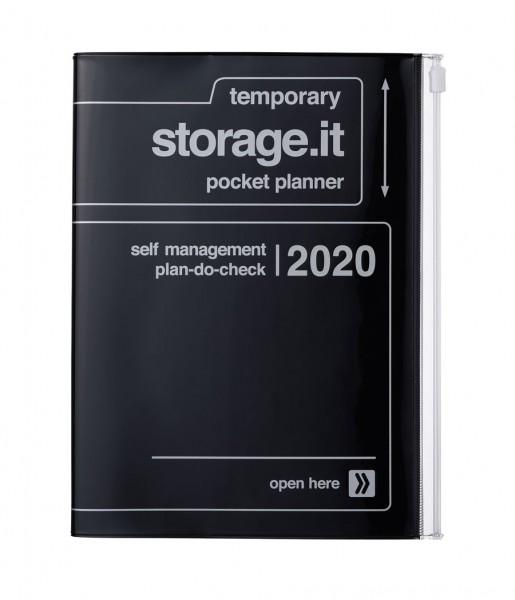 Mark's Kalender storage.it 2020 schwarz
