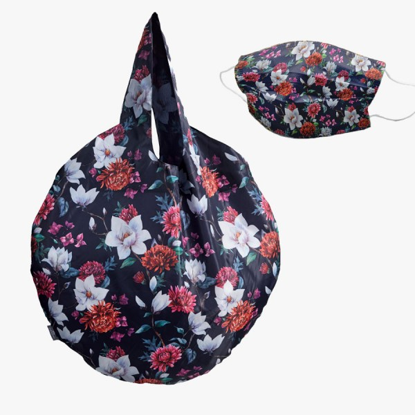 Taschenset Chrysantheme