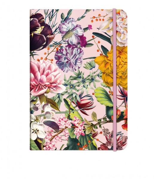 Notizbuch Blumengruß DIN A5 | CEDON
