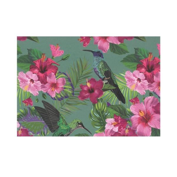 CEDON Postkarte Flower Bird