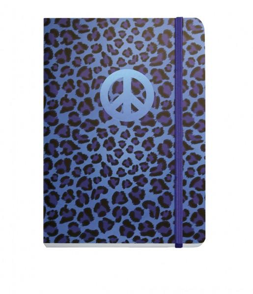 Notizbuch Peace blue DIN A5 | CEDON