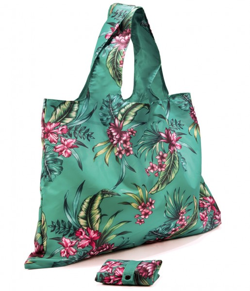 Easy Bag Tropical green | CEDON