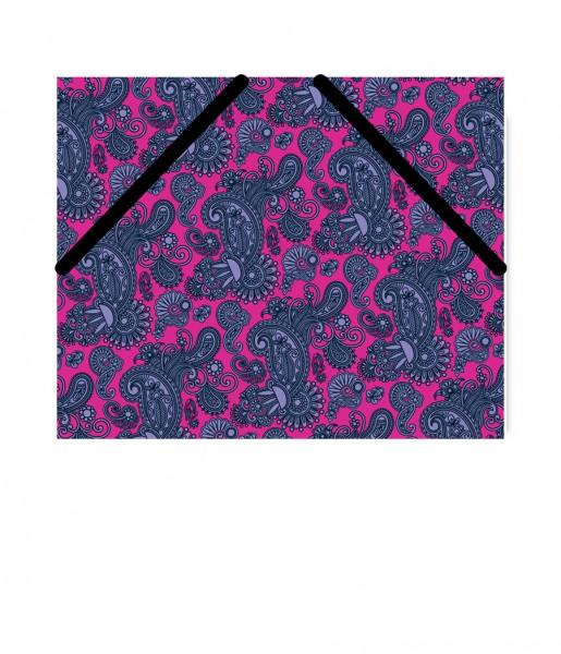 CEDON Mäppchen Paisley pink