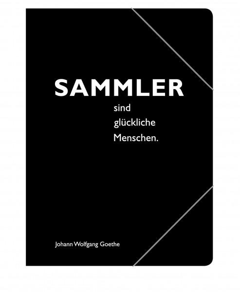 CEDON Sammelmappe Goethe Sammler