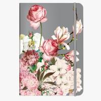 CEDON Notizbuch DIN A5 Bouquet Rose