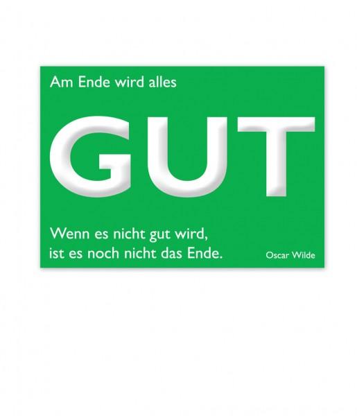 Postkarte Wilde Gut | CEDON