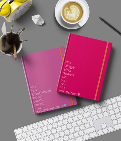 2er-Set Notizbücher DIN A5 | CEDON