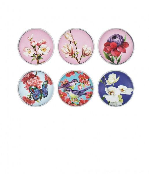 Glasmagnete Blumen | CEDON