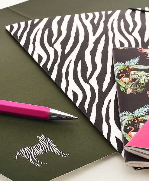 Sammelmappe Zebra | CEDON