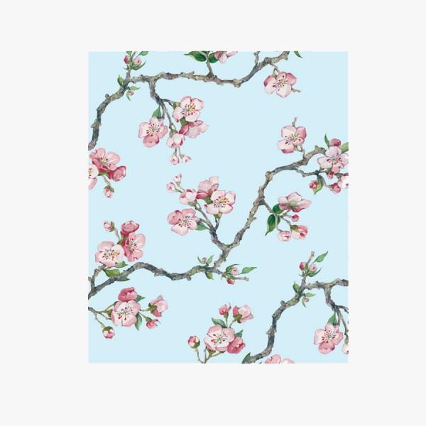 Microfasertuch Kirschblüte