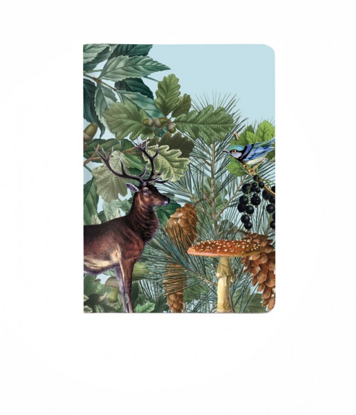 Heft Forest DIN A6 | CEDON