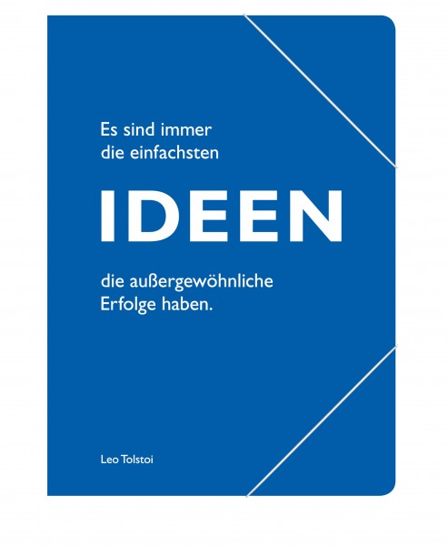 Sammelmappe Ideen | CEDON