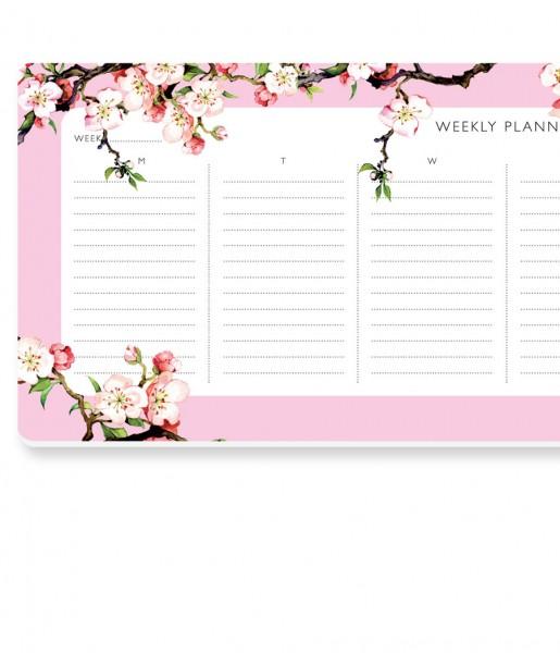 CEDON Wochenplaner Kirschblüte