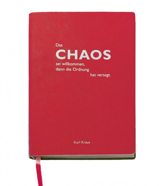 Notizbuch Chaos DIN A5 | CEDON