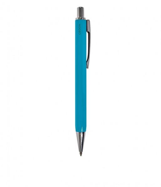 Kugelschreiber türkis | CEDON