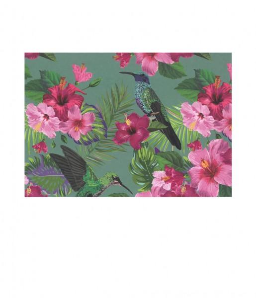 Postkarte Flower Bird | CEDON