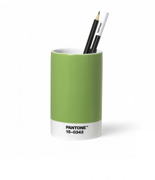Stiftebecher Pantone grün