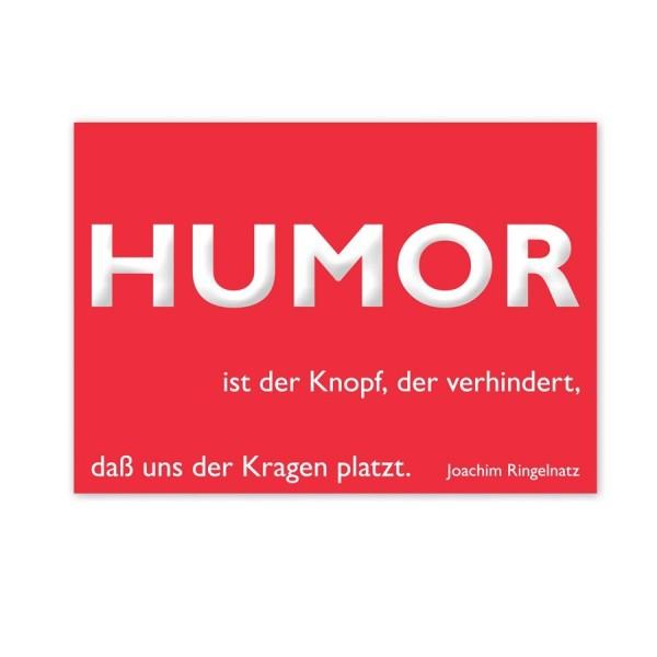 CEDON Postkarte Ringelnatz Humor
