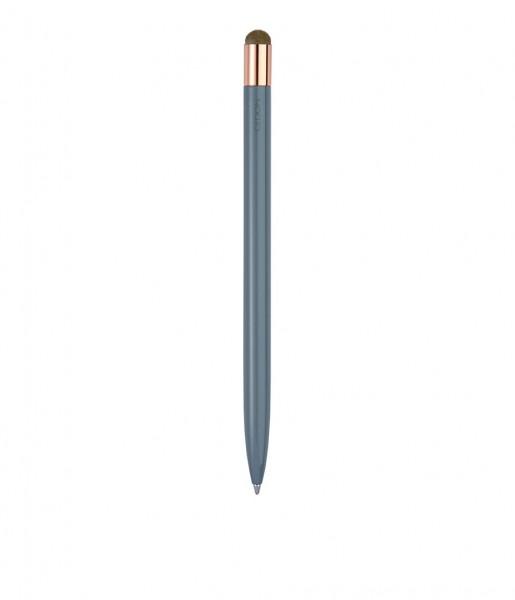 Kugelschreiber Touch Pen grau  | CEDON