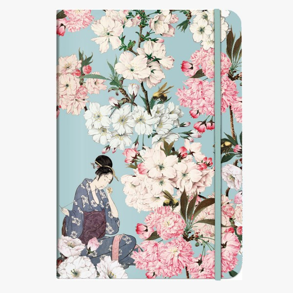 Notizbuch Geisha DIN A5