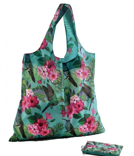 Easy Bag XL Flower Bird