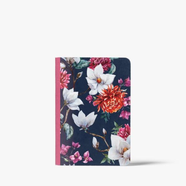 CEDON Wendeheft  DIN A6 Chrysantheme