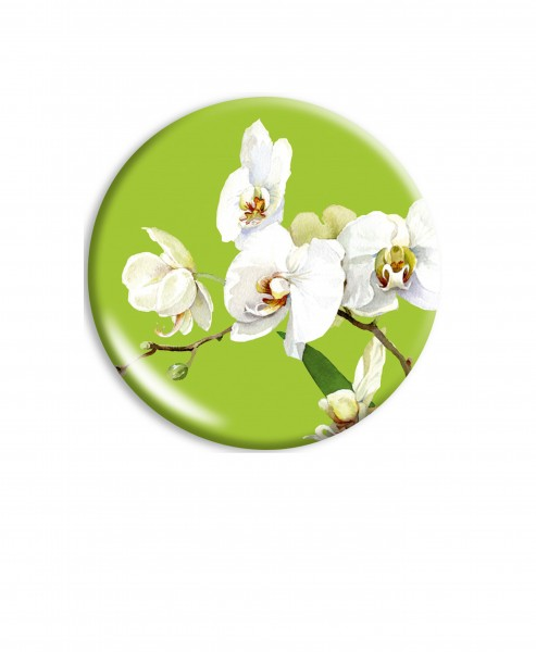 Klappspiegel Orchidee | CEDON