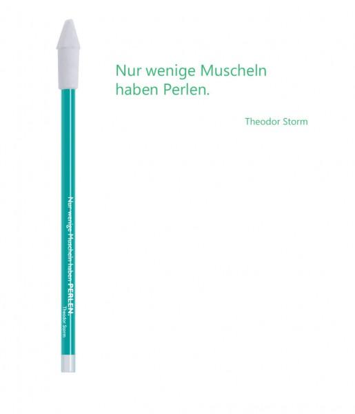 Bleistift grün Perlen | CEDON