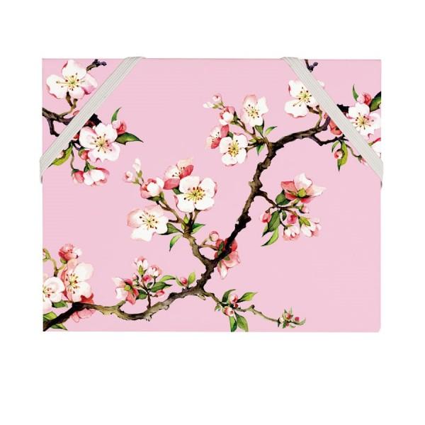 Mäppchen Kirschblüte