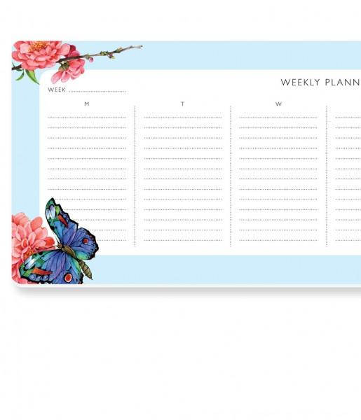 Wochenplaner Mandelblüte | CEDON