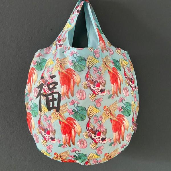 Easy Bag Fashion Koi mit Glück
