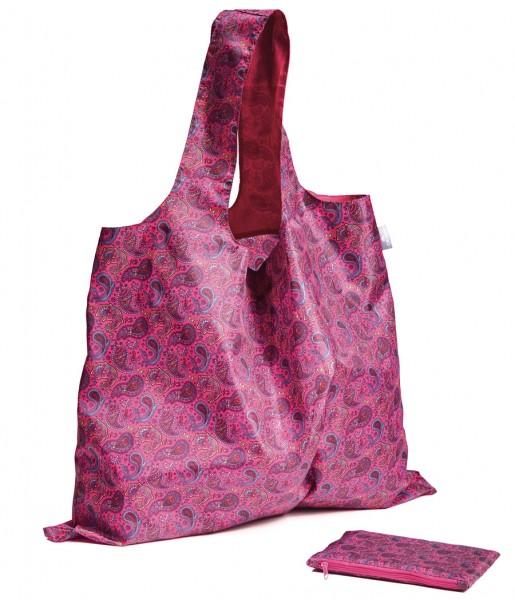 Easy Bag XL Paisley pink | CEDON