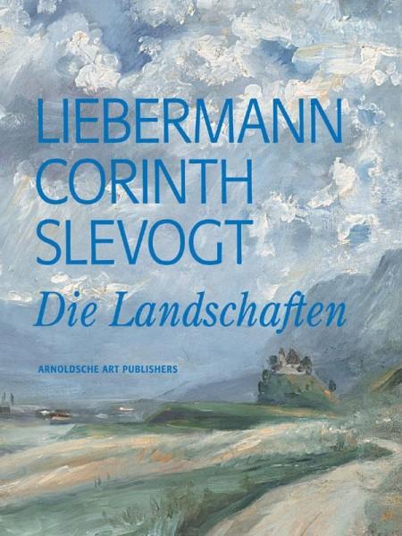 Liebermann, Corinth, Slevogt Katalog