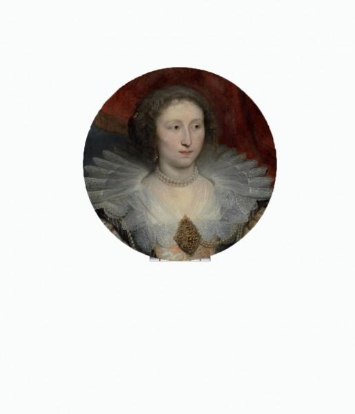 Klappspiegel van Dyck | CEDON