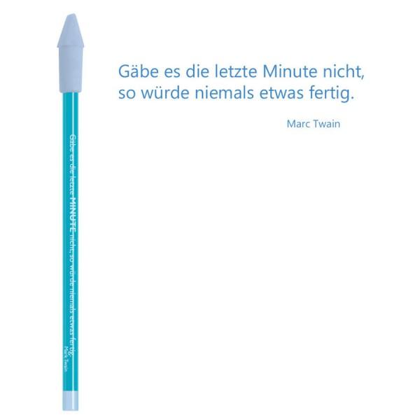 CEDON Bleistift blau - Mark Twain Minute