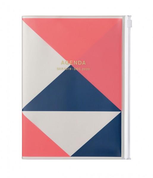 Mark's Kalender 2020 Geometric pink
