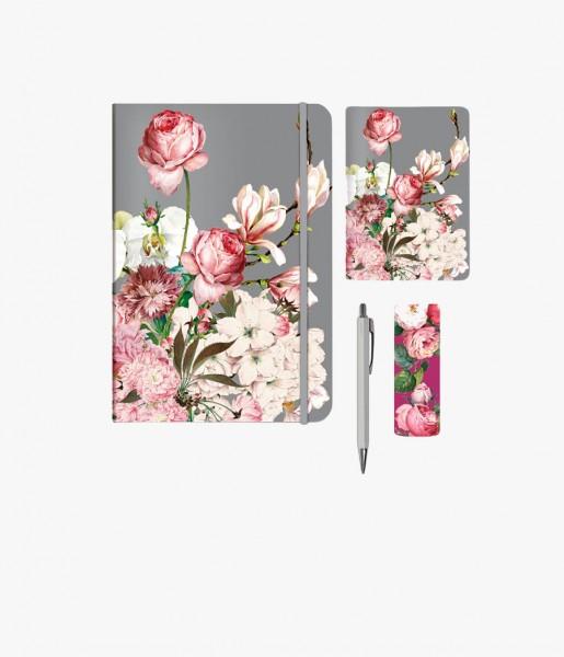 Mini-Schreibset Rose Bouquet | CEDON