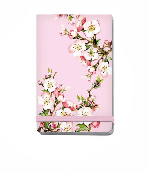Taschenblock Kirschblüte | CEDON