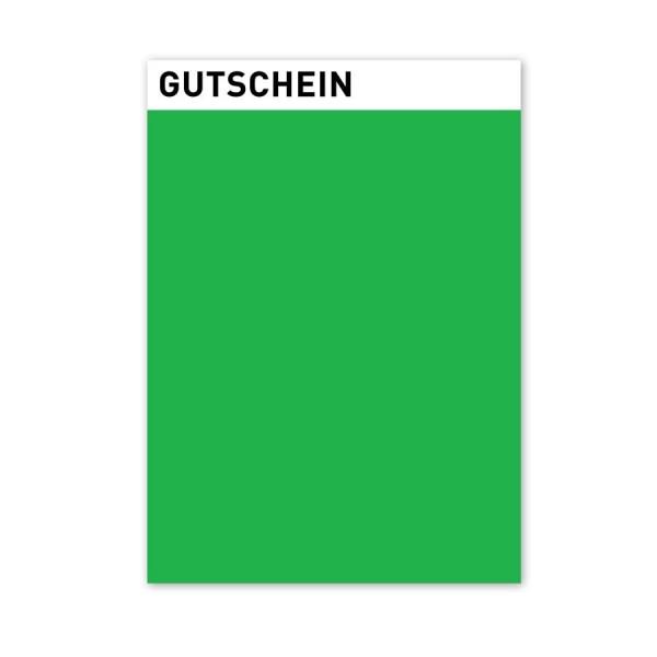 CEDON Postkarte Gutschein