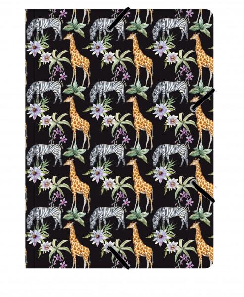 Sammelmappe de Luxe Giraffe | CEDON
