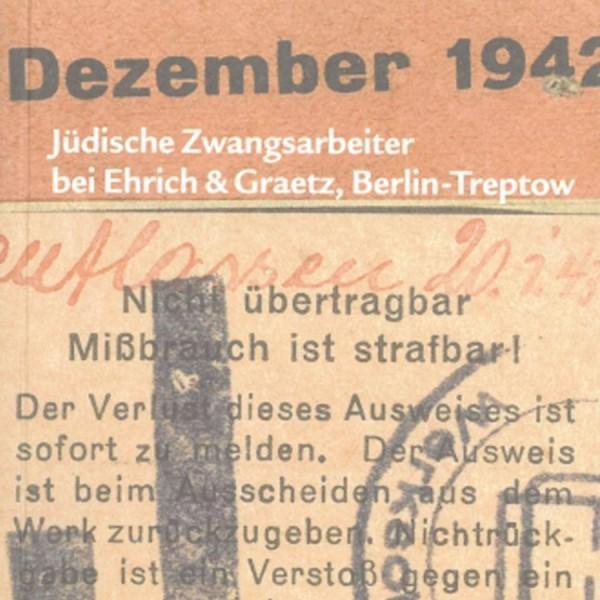 Jüdische Zwangsarbeiter