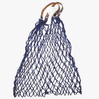Einkaufsnetz dunkelblau