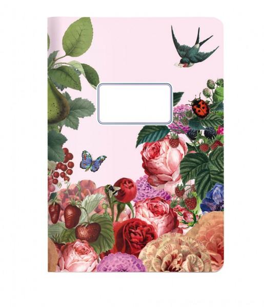 Heft Rose Garden DIN A5 | CEDON