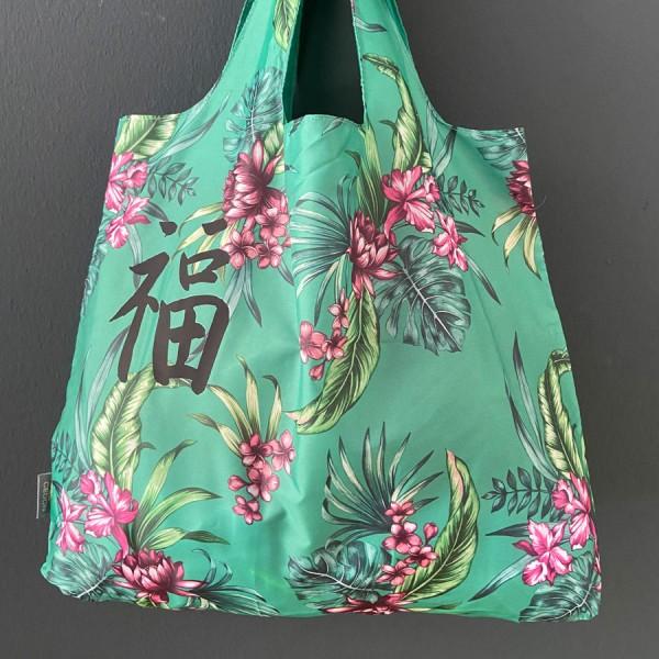 Easy Bag Tropical green mit Glück
